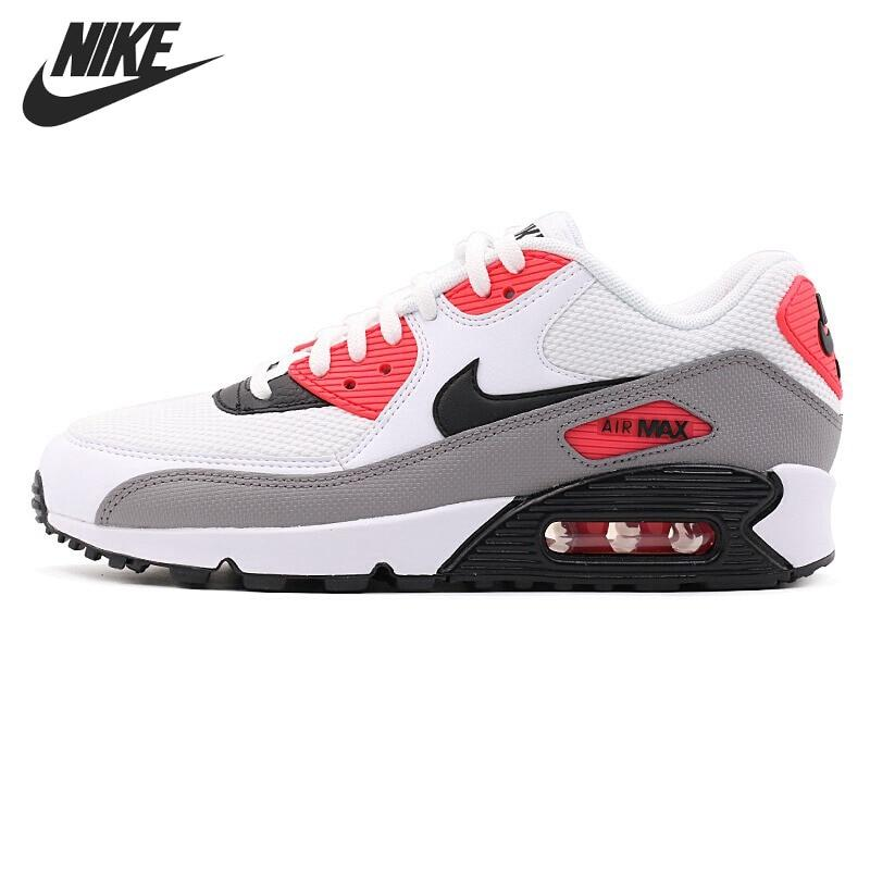 Original New Arrival 2018 NIKE AIR MAX 90 LE Women's  Running Shoes Sneakers - Cadeau Me
