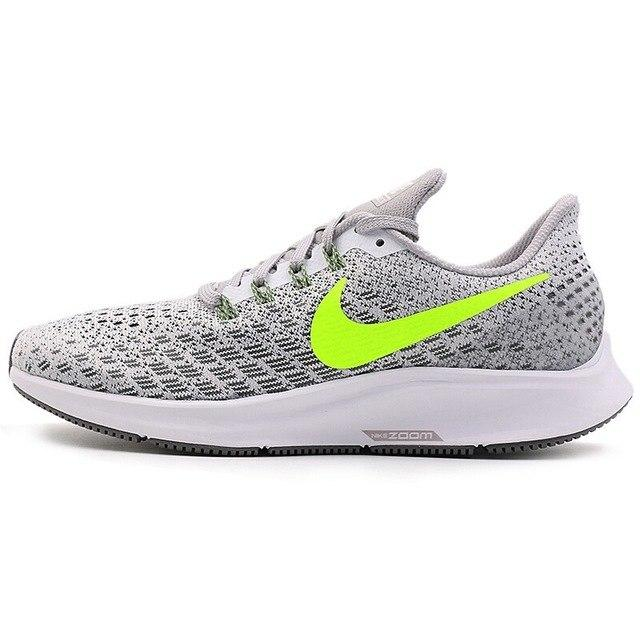 Original New Arrival 2018 NIKE AIR ZOOM PEGASUS 35 Women's Running Shoes Mesh Breathable Stability Sport Sneaker For Women Shoes - Cadeau Me