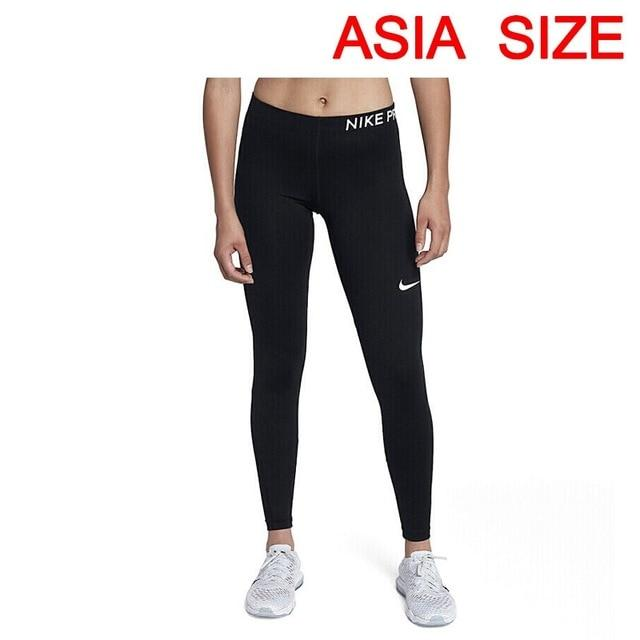 Original New Arrival 2018 NIKE AS W NP TGHT Women's Tight Pants Sportswear - Cadeau Me