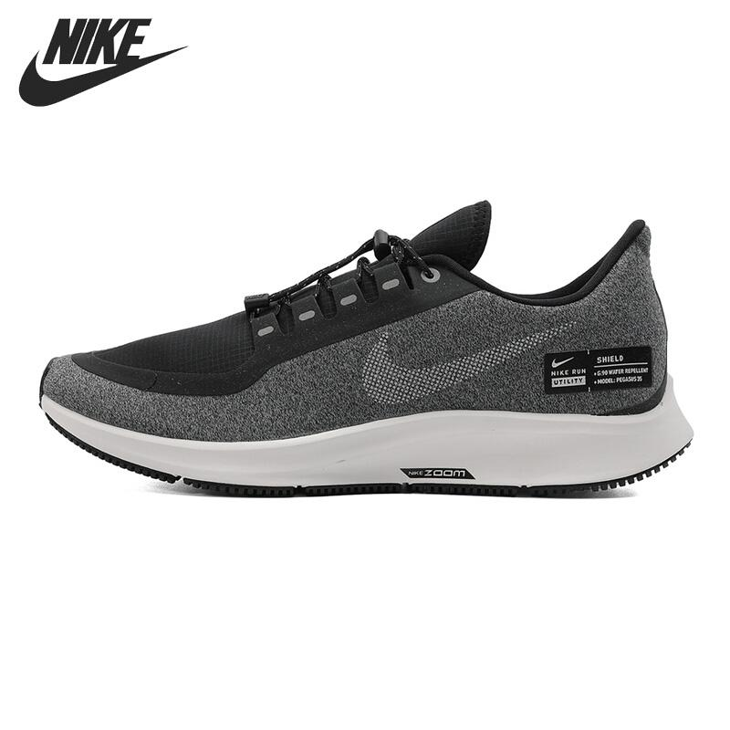 Original New Arrival 2019 NIKE AIR ZM PEGASUS 35 SHIELD Men's Running Shoes Sneakers - Cadeau Me