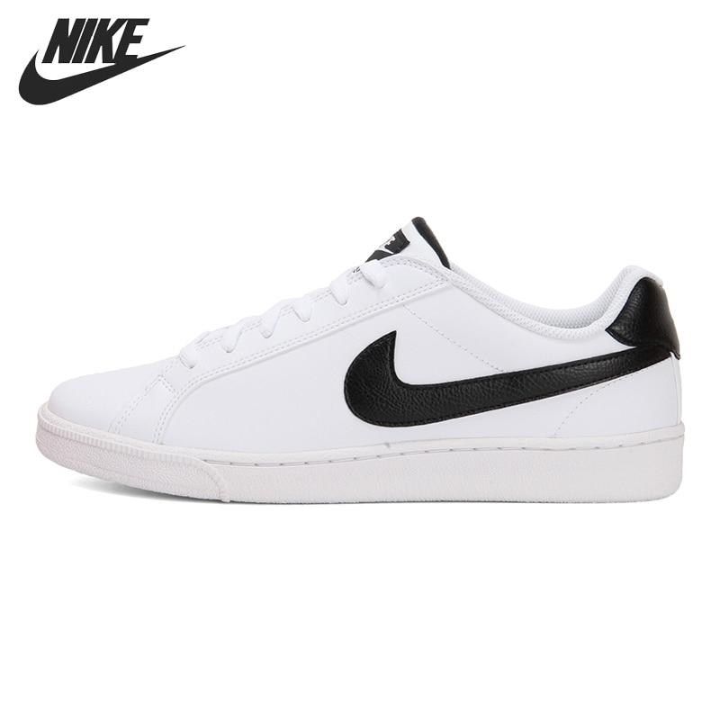 Original New Arrival 2019 NIKE COURT MAJESTIC LEATHER Men'  Skateboarding Shoes Sneakers - Cadeau Me