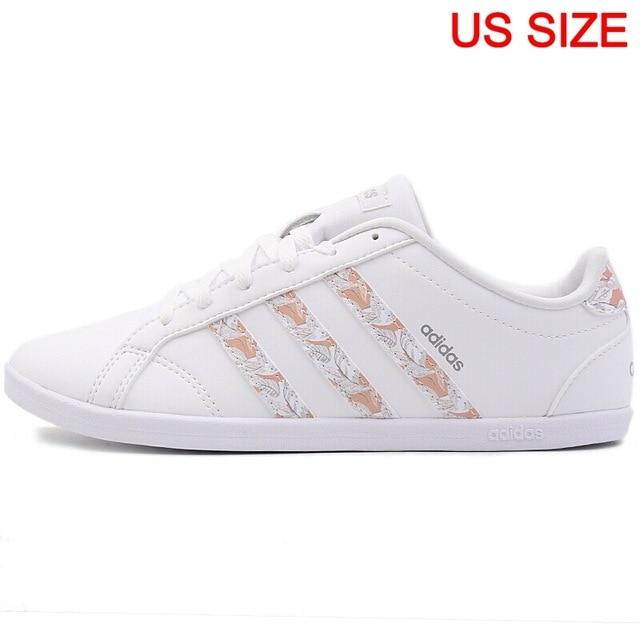 Original New Arrival Adidas NEO CONEO QT Women's Skateboarding Shoes Sneakers - Cadeau Me