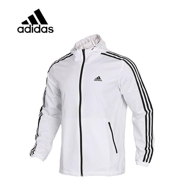Original New Arrival Authentic Adidas WB MESH BOND 3S Men's Jacket Sportswear - Cadeau Me