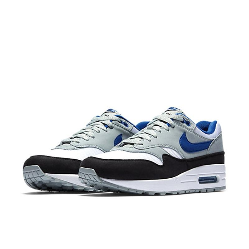 Original New Arrival Authentic Nike AIR MAX 1 ANNIVERSARY Mens Running Shoes Good Quality Sneakers Sport Outdoor 908375-104 - Cadeau Me