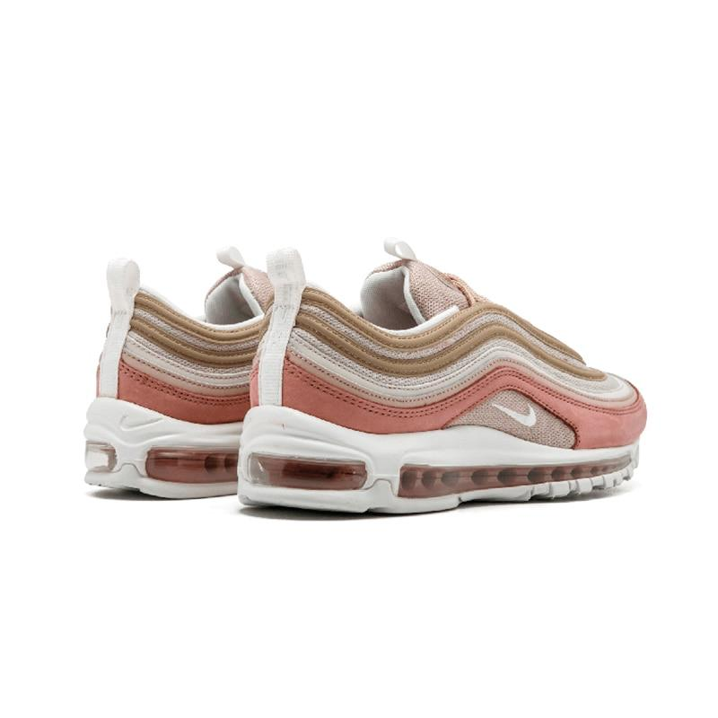 Original New Arrival Authentic Nike Air Max 97 Premium Women's Breathable Running Shoes Sport Outdoor Sneakers 312834-200 - Cadeau Me