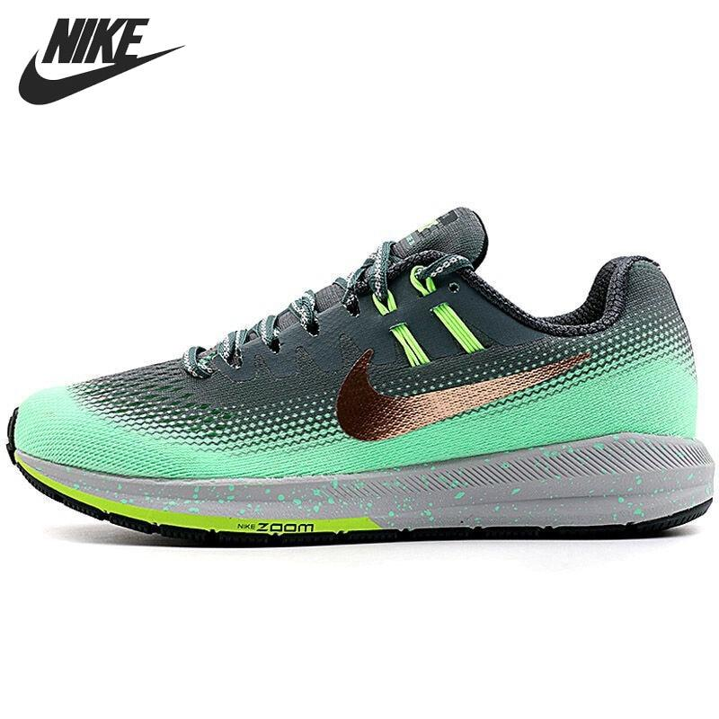 Original New Arrival   NIKE  AIR ZOOM STRUCTURE 20 SHIELD Women's  Running Shoes Sneakers - Cadeau Me