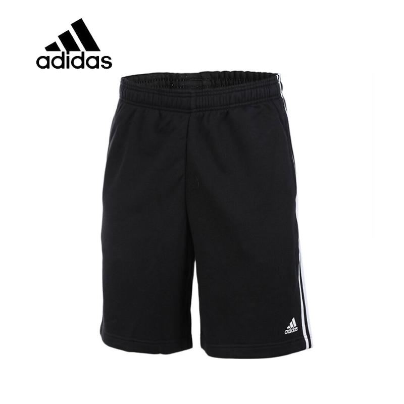 Original New Arrival Official Adidas Men's Solid Shorts Sportswear