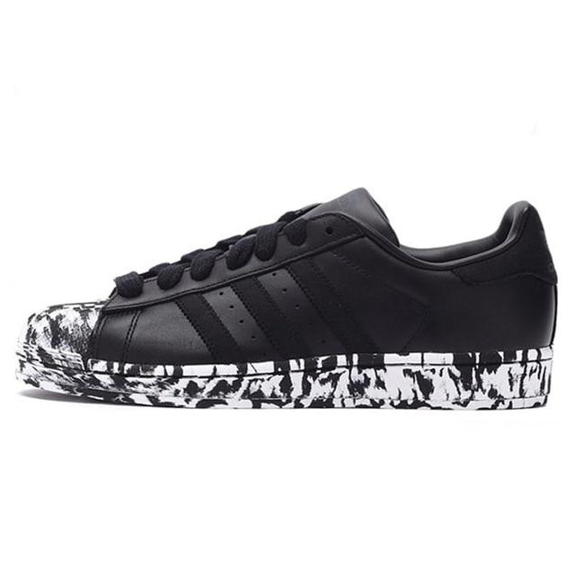 Pasteles limpiar Aditivo  Original New Arrival Official Adidas Superstar Clover Marble Men's & W–  Florida Outlet