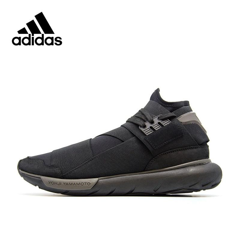 Original New Arrival Official Adidas Y-3 QASA HIGH Men's Breathable Running Shoes Sport Outdoor Sneakers Good Quality CP9854 - Cadeau Me