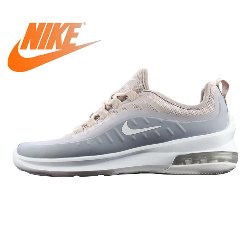 Original Nike Air Max Axis Women's Running Shoes Grey & White Shock-Absorbing Breathable Wear-resistant Non-Slip AA2168 600 - Cadeau Me