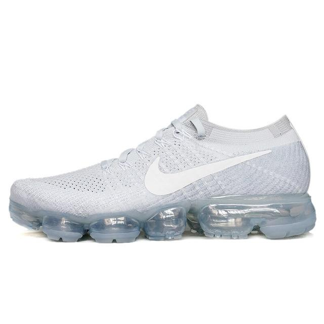 Original Nike Air VaporMax Be True Flyknit Breathable Men's Running Shoes Outdoor Sports Comfortable Durable Jogging Sneakers - Cadeau Me