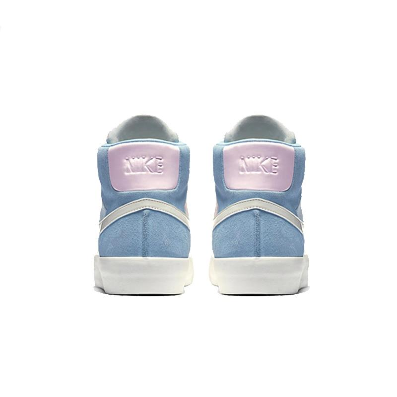 Original Nike Blazer Royal Easter QS Women's Skateboarding Shoes Outdoor Sneakers Athletic Designer Footwear 2019 New AO2368-600 - Cadeau Me