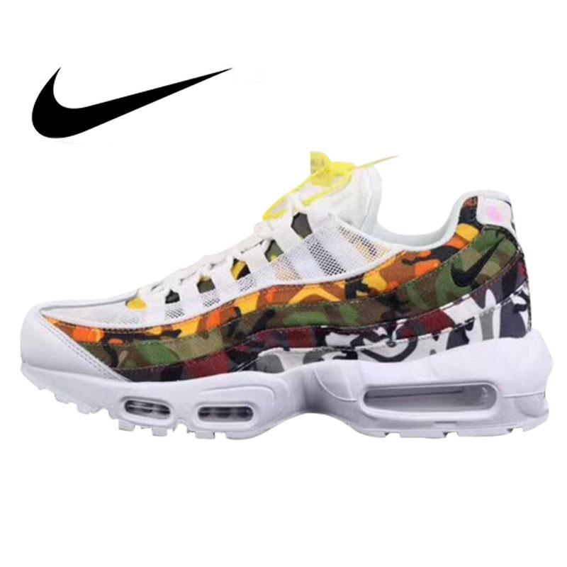 Original authentic Nike Air Max 95 men's running shoes sports shoes jogging outdoor sports designer sports shoes AR4473-100