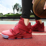 ZHJLUT Hot Sale Basketball Shoes Lebron James High Top Gym Training Boots Ankle Boots Outdoor Men Sneakers Athletic Sport Shoes