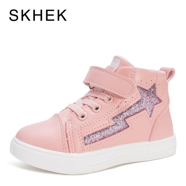 SKHEK Kids Girl Boys Girls  Sneakers Toddler Baby Girl Shoes Children Shoes High Quality Children's Casual Fashion Shoes - Cadeau Me