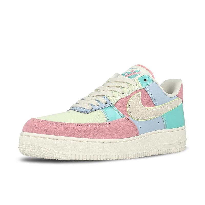 NIKE Air Force 1 AF1 Easter Original Mens&Womens Skateboarding Shoes Breathable Stability Sneakers For Women&Men Shoes