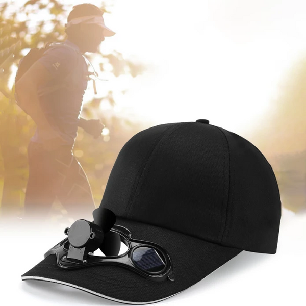 Fan Cooling Baseball Cap-Hot Sale