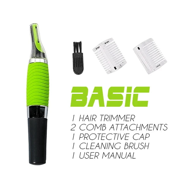 Multi-Functional Hair Trimmer