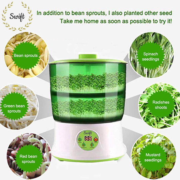 Automatic Sprout Machine (Buy More Save More)