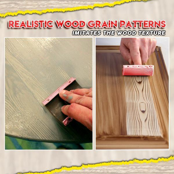 Wood Grain Painting Tool