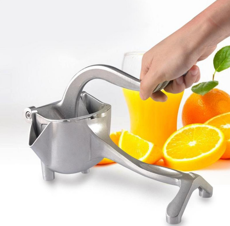 Multifunctional Hand Held Stainless Steel Fruit Juicer