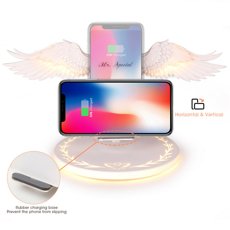 ANGELFLY WIRELESS CHARGER