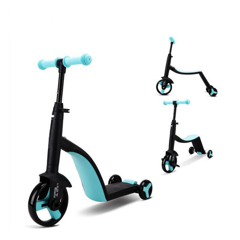 TriRide - Interchangeable 3 In 1 Children Scooter-Medleys Bazaar