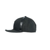 Black Rockies 3D Embroidery with PU Leather Hat