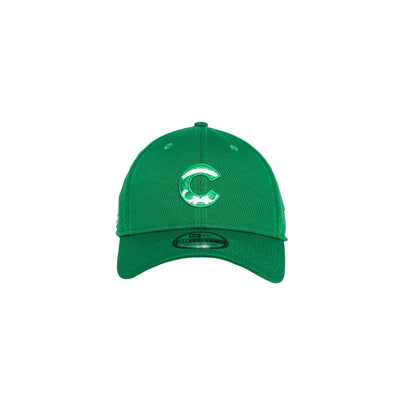 Green Cubs Multi Color 3D Embroidery with Performance Mesh Hat