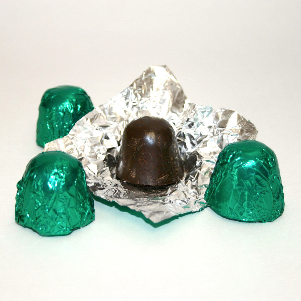 Mint Cookie Bonbons