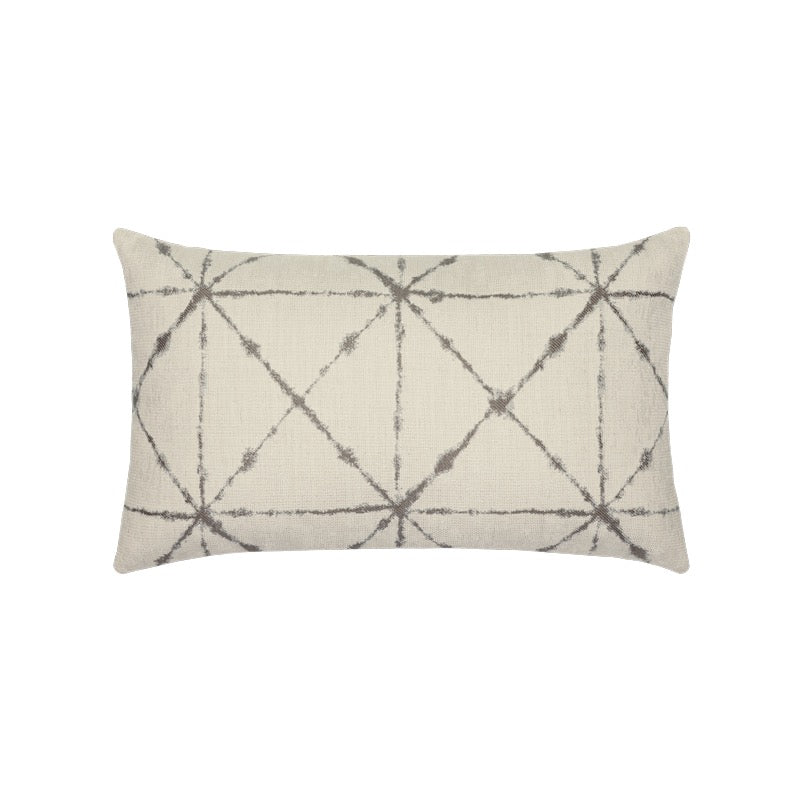 Trilogy Taupe Indoor/Outdoor Lumbar Pillow
