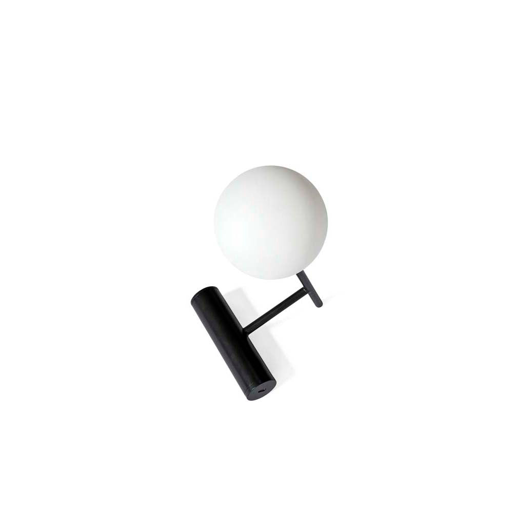 Phare Portable LED Lamp, Black - BY STANISLAW CZARNOCKI