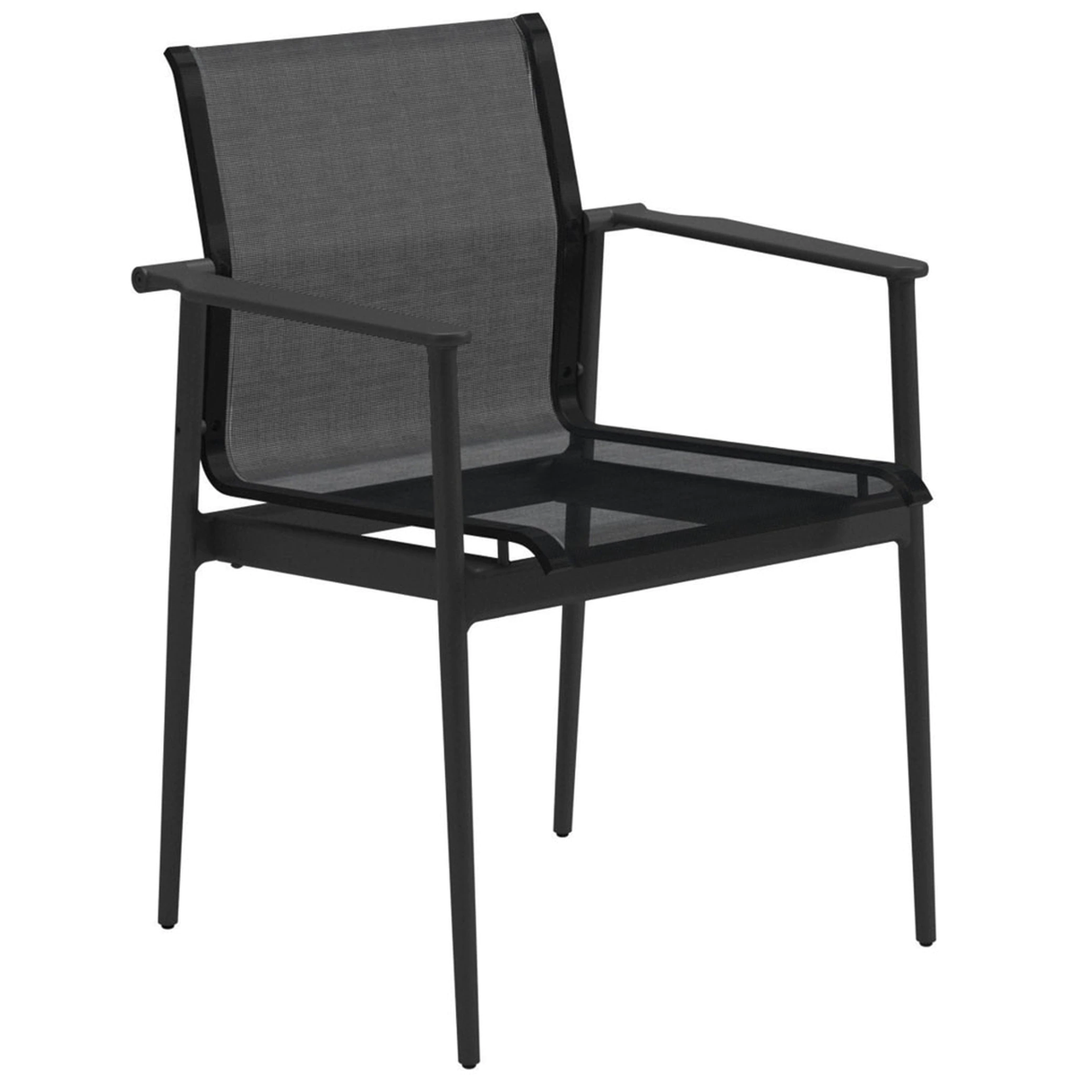 180 Stacking Dining Chair with arms