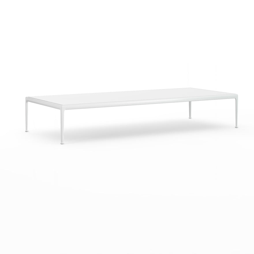 "1966 coffee table - 90"" x 38"" By Richard Schultz"