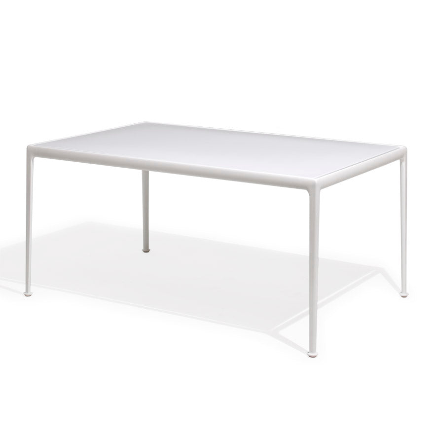 "1966 Dining Table, 60"" By Richard Schultz"