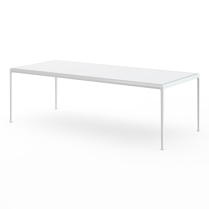 "1966 Dining Table - 90"" x 38"" By Richard Schultz"