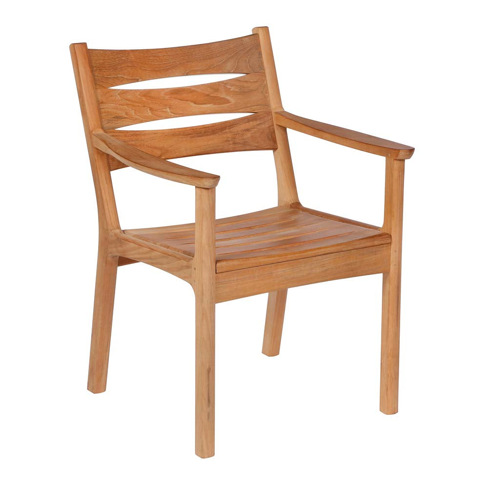 Monterey All Teak Armchair