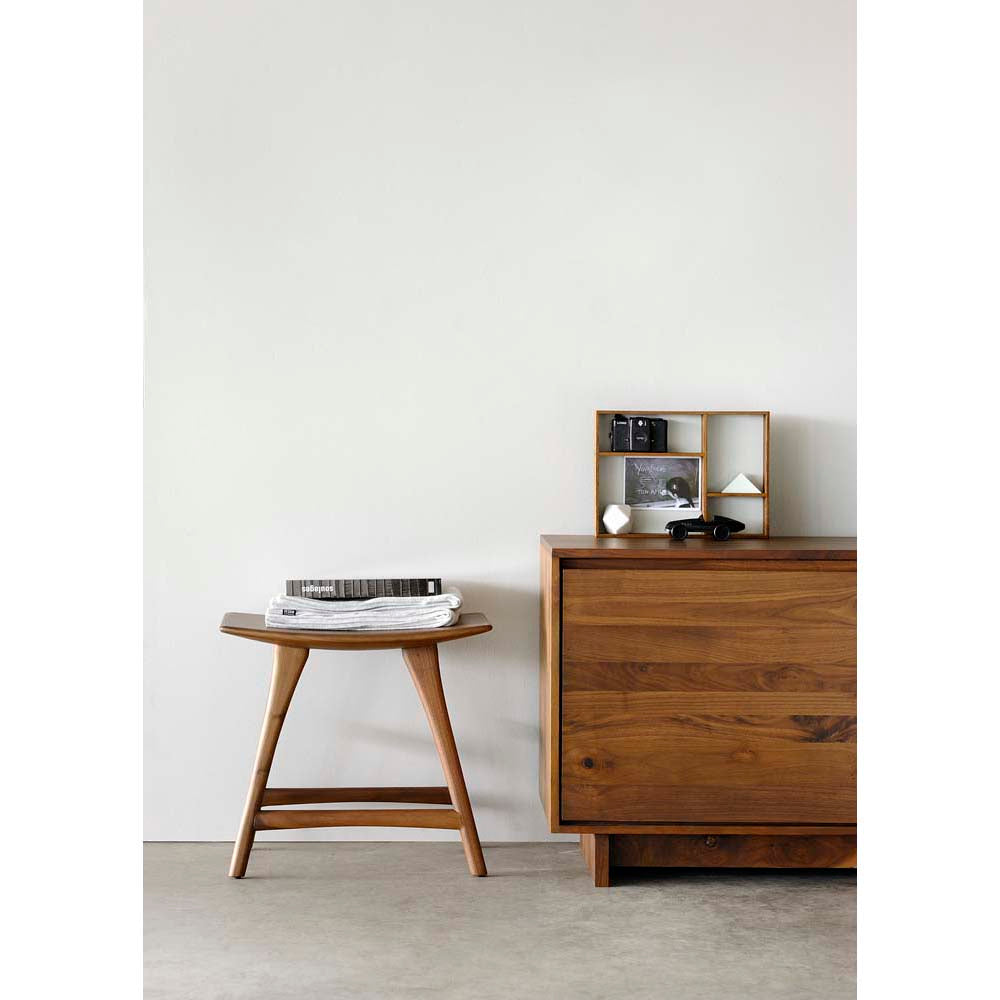 Oak Osso Stool
