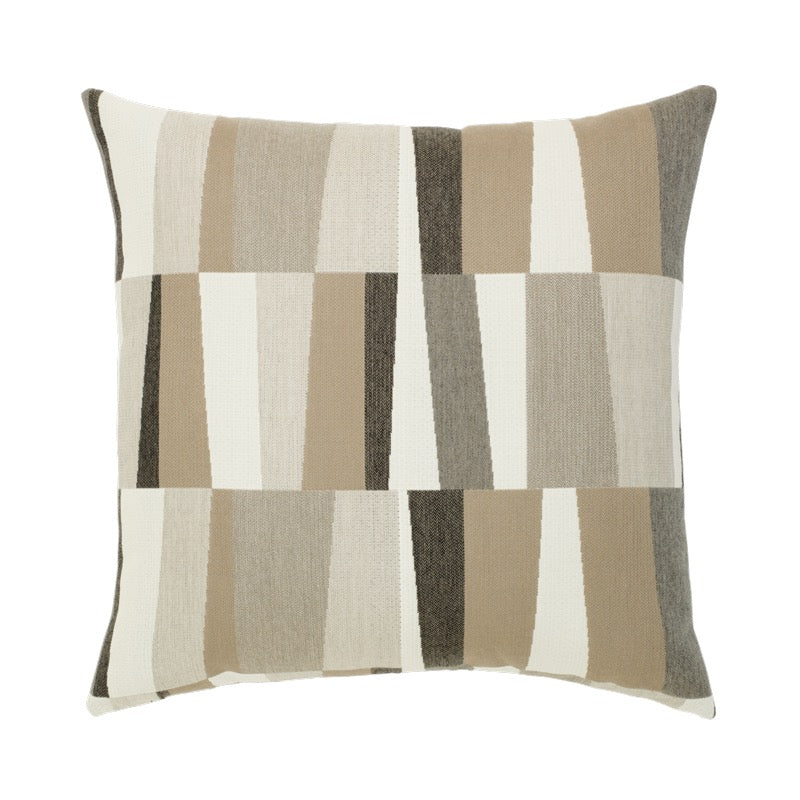 Strata Grigio Indoor/Outdoor Pillow 22""