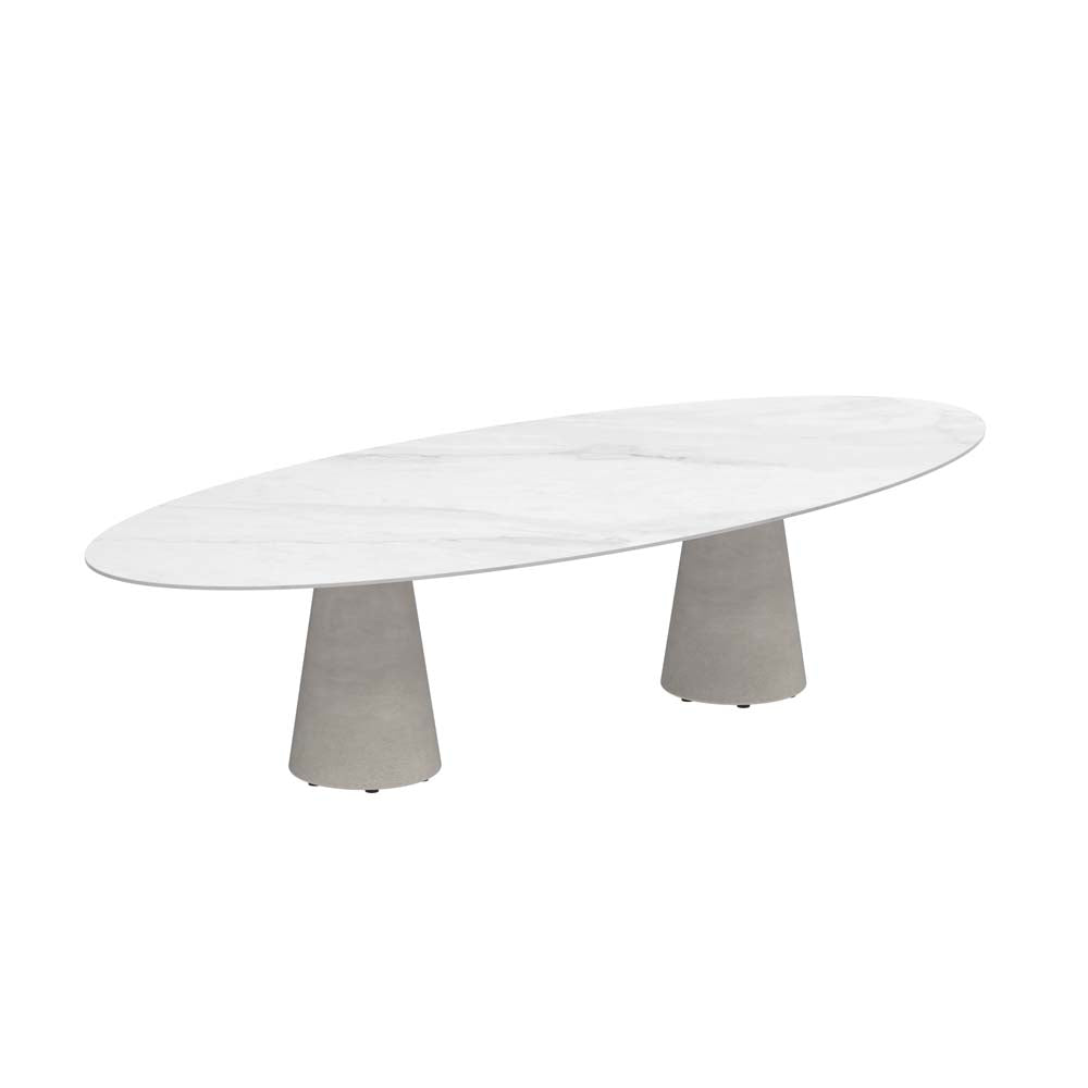 Conix Dining Table - Oval