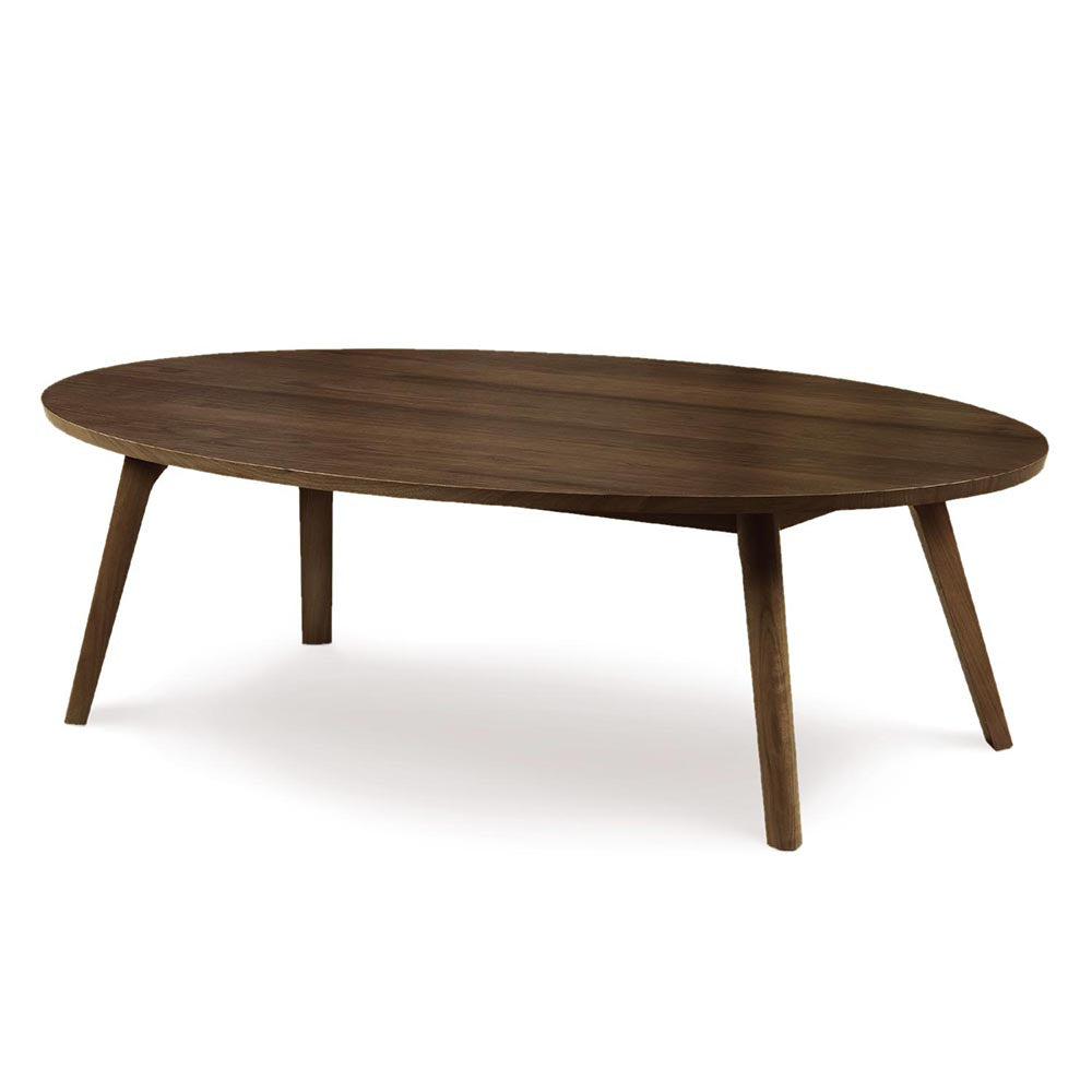 Catalina Coffee Table - Natural Walnut