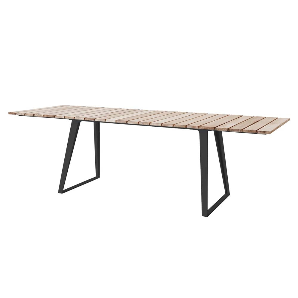 Copenhagen Dining Table W/Extensions