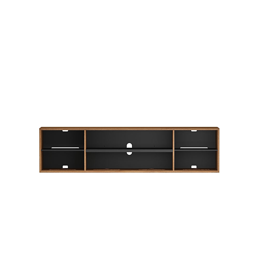 "Elements Console 79"" - Tempo/Charcoal"