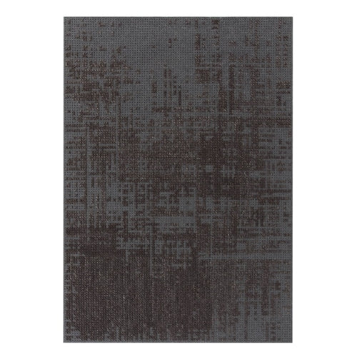 Canevas Abstract Rug Charcoal
