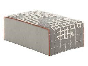 Bandas Big Pouf Grey