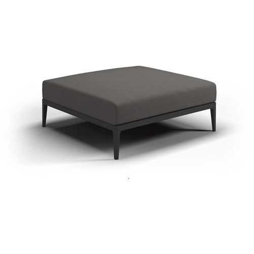 Grid Ottoman By Gloster
