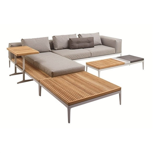 Outdoor Seating Set 1 By Gloster
