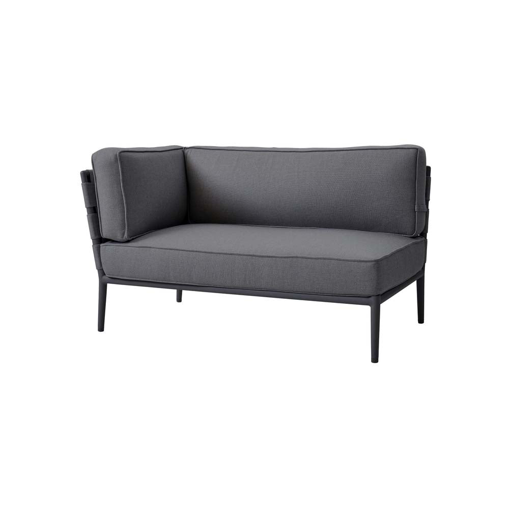 Conic 2-Seater Sofa - Right Module