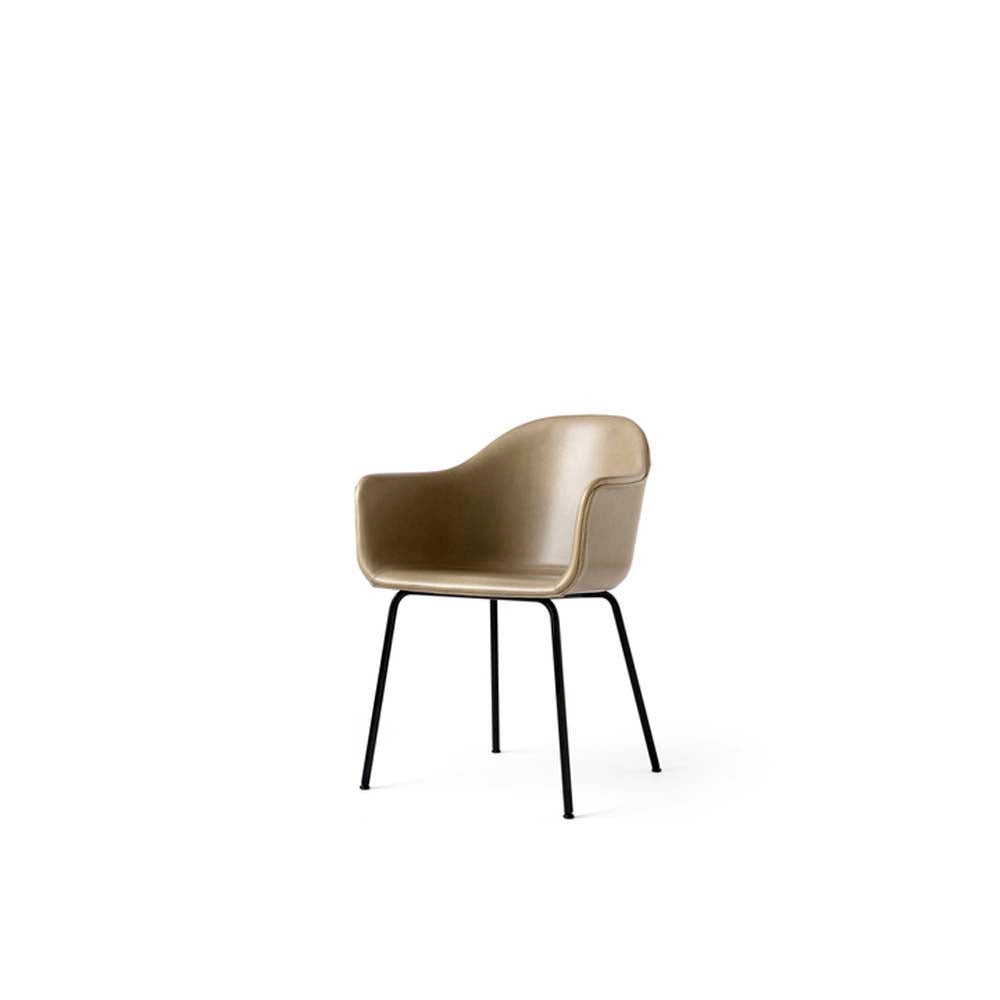 Harbour Arm Chair, Hard Shell - Steel Base