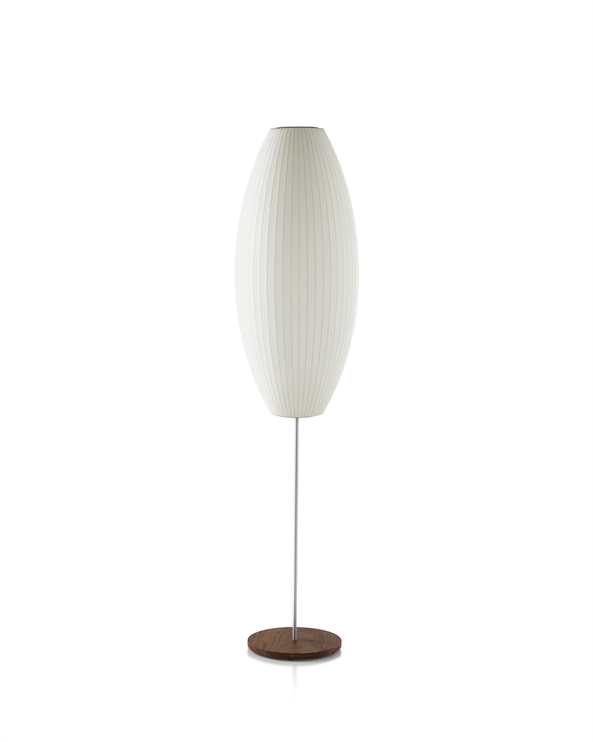 Nelson Cigar Floor Lamp